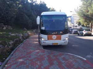 White_bus_front